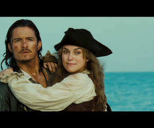 keira knightley and orlando bloom image
