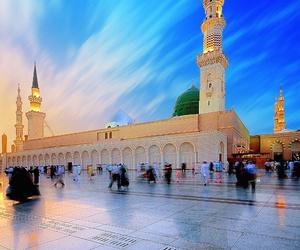 المسجد النبوي and المدينة لمنورة image