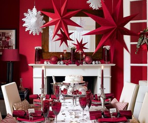 christmas and christmas decorations image
