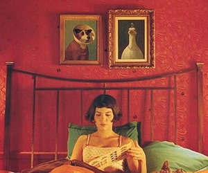 amelie and red image