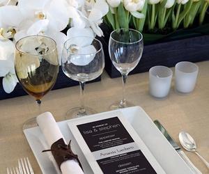 tulips and wedding image