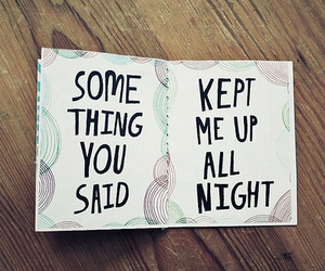 quote, text, and night image