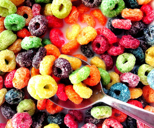 candy, cereal, and froot loops image