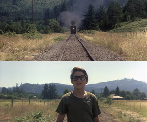 stand by me and train image