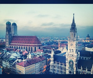 city, deutschland, and germany image