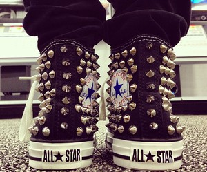 converse, photography, and fashion image