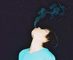 smoke and smoking image