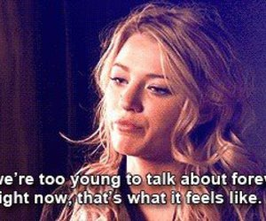 gossip girl, forever, and serena image