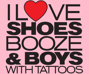 boy, tattoo, and shoes image