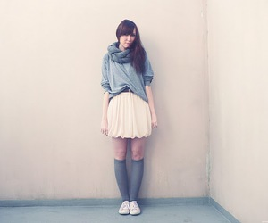 fashion, girl, and love this outfit image