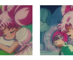 sailor moon, chibiusa, and anime image