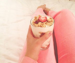 breakfast, Dream, and fashion image