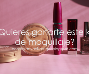 beauty, blog, and Concurso image