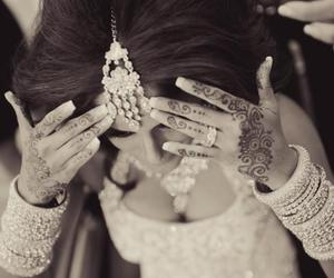 henna and mariage image