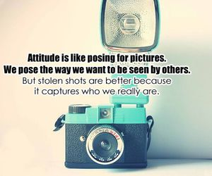 quote, camera, and photography image