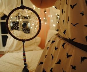 Dream, bird, and light image