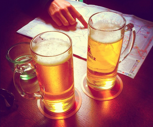 alcohol, bar, and beer image