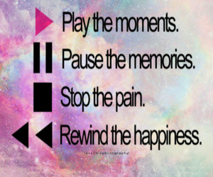 quote, stop, and moment image