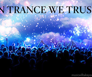 dance, rave, and trance image