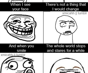 comic, just the way you are, and HAHAHA image