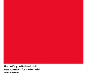 design, red, and helvetica image