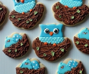 owl, sweet, and Cookies image