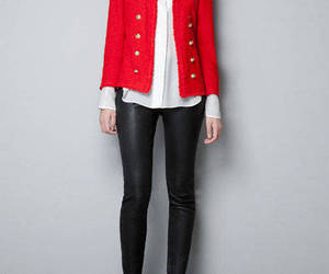 outfit, style, and blazer image