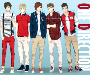 drawing and one direction image