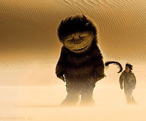 where the wild things are and monster image