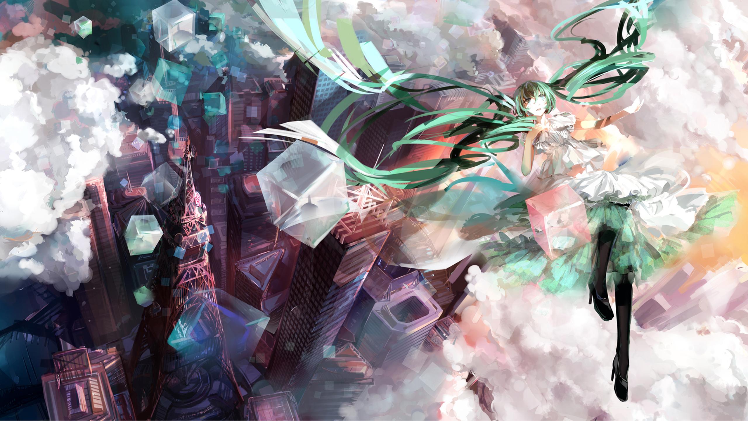 Download 7000 Wallpaper Abyss Miku HD Paling Baru