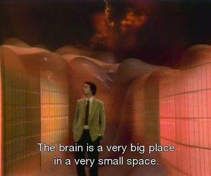 brain, carl sagan, and quote image