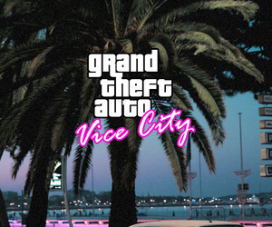 gta, game, and vice city image