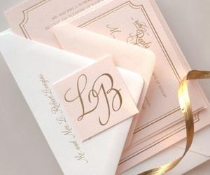 beautiful, invitation, and light image