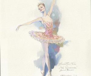 ballet, shoes, and ballet shoes image