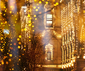 light, pretty, and christmas image