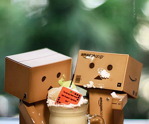 Amazon, Paper, and danbo image