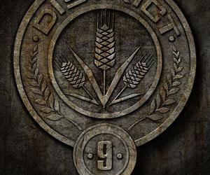 hunger games, harry potter, and the hunger games image