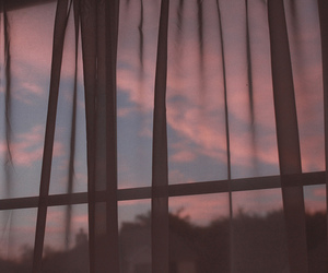 sky, vintage, and window image