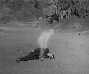1959, b movie, and cave image