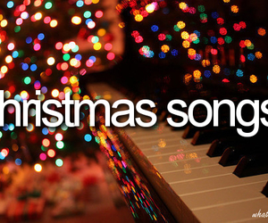 christmas, song, and december image
