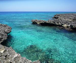beautiful, blue, and Caribbean image
