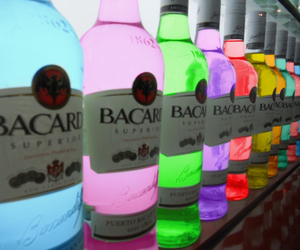 drink, bacardi, and alcohol image