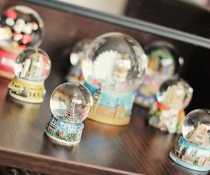 snowglobes and cute image