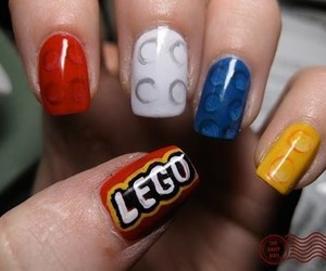 nails and lego image