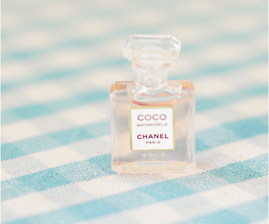 chanel, perfume, and blue image