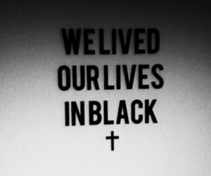 black, quote, and text image