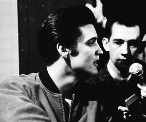 elvis, Elvis Presley, and grattis hanna image