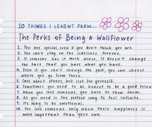 dubtrackfm, quote, and the perks of being a wallflower image