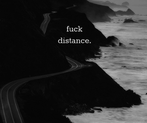 distance, road, and fuck image