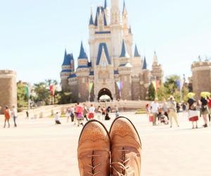 disney, disneyland, and shoes image